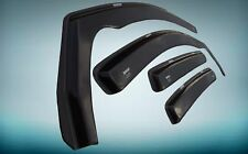 Wind Deflectors For AUDI A4 B8 Saloon 2009-2015 ISPEED Tinted 4pc set