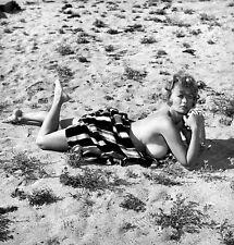 8x10 Print Sexy Model Pin Up Mature 1960's Nudes #MOD22