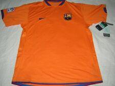 Barcelona Soccer Jersey Barca Football Shirt orange NEW