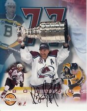 Ray Bourque Boston Bruins Autographed Signed 8x10 Photo (B)