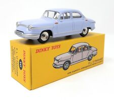 Dinky Toys by Atlas 1/43 Panhard P. L. 17 pale blue Model Car Metal # 547