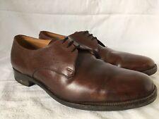 Crockett & Jones Woodstock 2 Tan Shoes Bench Made In England UK Size 9 G