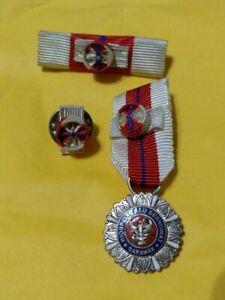 Sarawak Miniature PPT Pingat Perkhidmatan Terpuji Distinguished Service Medal