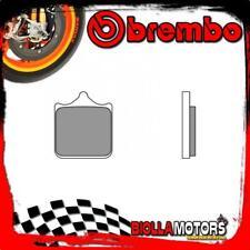 07BB3396 PLAQUETTES DE FREIN AVANT BREMBO NORTON COMMANDO CAFE' RACER 2011- 961C