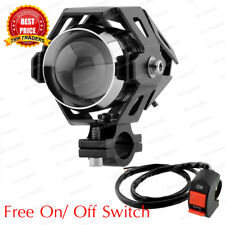 1x Motorcycle U5 Cree LED 15W DRL FOG Spot Light Lamp for CAR/BIKE/ROYAL ENFIELD