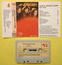 MC Musicassetta Bee Gees Spirits Having Flown RSO 3216 216 italy disco no cd lp