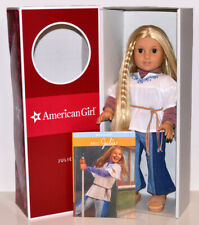 Julie American Girl Doll! Retired Meet Outfit! Braid Untouched! Box/Book/Belt!