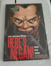 Here's Negan Hardcover & The Walking Dead #100 Barnes & Noble Exclusive Variant