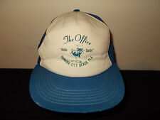 VTG-1980s The Office Panama City Beach Florida Hello Darlin kitty cat hat sku13