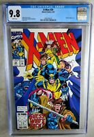 X-Men #20 Psylocke Apprnce - Marvel 1993 CGC 9.8 NM/MT White Pages - Comic J0059