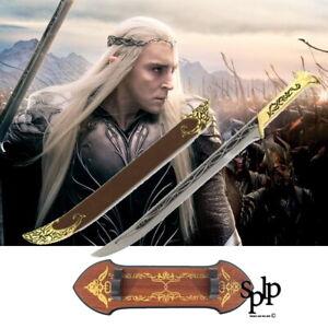 Réplique épée de Thranduil Le Hobbit Le seigneur des anneaux