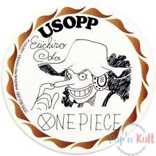 Coaster Usopp One Piece Shueisha Natsukomi 2011 Not For Sale Eiichiro Oda VGC