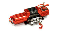 C25623RED Integy Billet T8 Model High Torque Mega Winch for Crawler 1/10 Size