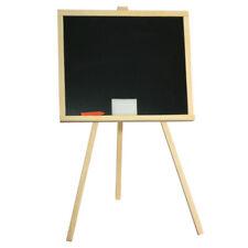 Kindertafel 90cm Standtafel Schreibtafel Maltafel Holz Tafel Schultafel Kinder