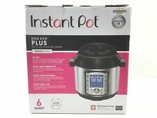 *READ* Instant Pot Duo Evo Plus 6-Quart Multi-Use Pressure Cooker Stainless Stee