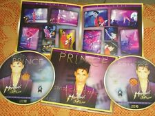 "PRINCE 2 CD ""SWISSE CASTLE MAGIC"" Live Montreux 2009, 2 Shows, 1 Nite, L@@K!"
