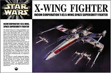 NEW Fine Molds 1/72 STAR WARS X - WING FIGHTER SW-1 Luke Skywalker Japan