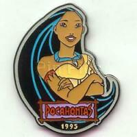 Disney DS Countdown to the Millennium Series #22 Pocahontas Pin