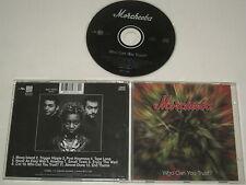 MORCHEEBA/WHO CAN YOU TRUST(CHINA/0630-14373-2)CD ALBUM