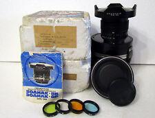 EXC! Zodiak 8 (Zodiac) f3.5/30mm Russian Fisheye Lens to MF Kiev-60 Pentacon Six
