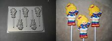 Rainbow Brite Doll Lollipop Chocolate Candy Soap Crayon Mold