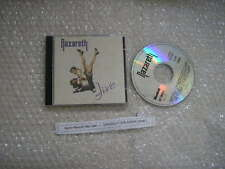 CD Rock Nazareth - No Jive (11 Song) MAUSOLEUM