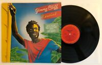 Jimmy Cliff - Special - 1982 US 1st Press Hype Sticker VG++ Ultrasonic Clean