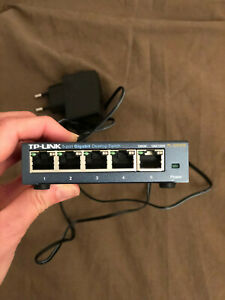 TP-Link 5 Port Gigabit Ethernet Network Switch