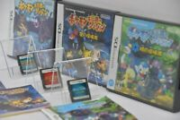 lot of 3 games Pokemon Mystery Dungeon Blue Rescue Team Explorer  Time Darkness