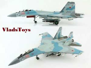 Hobby Master 1/72 Sukhoi Su-35S Flanker-E Russian Air Force Red 59 Syria HA5709