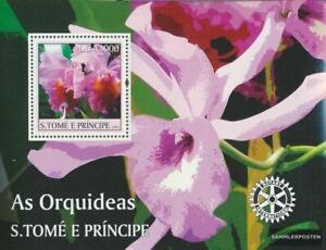Sao Tome e Principe block504 (complete issue) unmounted mint / never hinged 2004