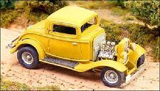 HO 1/87 GHQ # 63001  - 1932 Ford Hot Rod KIT