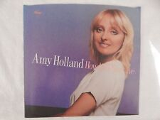 "Amy Holland ""How Do I Survive"" PICTURE SLEEVE! BRAND NEW! NICEST COPY ON eBAY!"