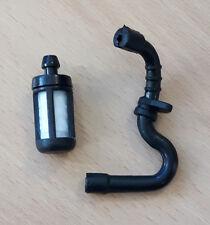 machinetec Carburant Tuyau essence & FILTRE À tronçonneuse compatible stihl 018