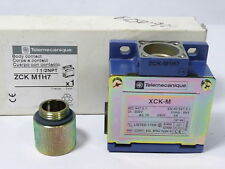 Telemecanique ZCK M1H7 Body Contact Limit Switch 3A 240V ! NEW !