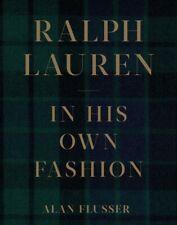RALPH LAUREN IN HIS OWN FASHION