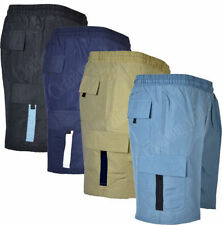 Unbranded Polyester Cargo, Combat Shorts for Men
