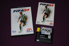 FIFA 97 - XYZ Productions/Electronic Arts - Jeu Football Mega Drive PAL