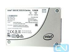 """*500 Hours* Intel SSDSC2BB120G6 S3510 Series 120GB SATA  6Gb/s 2.5"""" 7mm SSD"""