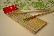40 Decerative Flower Pencil lot, new