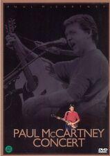 PAUL McCartney Concert (2002) DVD (Sealed) *BRAND NEW*