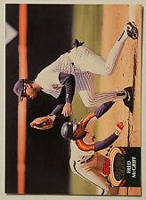1992 Topps Stadium Club #580 FRED McGRIFF - San Diego Padres - NM/Mint