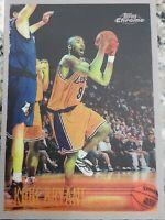 1996-97 Topps Chrome/Kobe Bryant/Los Angeles Lakers #138 (Reprint) (HOF 2020)