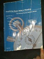 Practicing Basic Skills in Reading: One-Minute Fluency Builders Series 2009