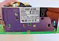 AVID / Digidesign Pro Control Internal Power Supply Outputs +5v/+12v -5v/-12v