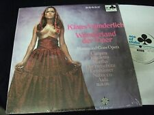 KLAUS WUNDERLICH<>HAMMMOND GOES OPERA<>LP Vinyl~Can. Press<>ACE CLUBS SCL 2061