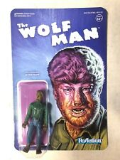 Universal Monsters The Wolf Man ReAction 3 3/4-Inch Retro Action Figure