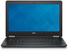 "Notebook Dell Latitude E7270 i5-6300u Ram 8GB SSD 128GB WebCam e Display 12.5"" F"