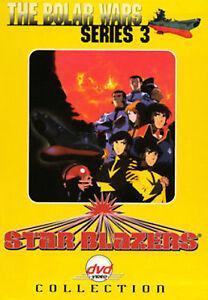Star Blazers - Series 3: The Bolar Wars - 6 Disc Bundle Pack (DVD, 2004)