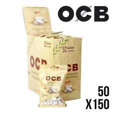OCB Filtres SLIM ECO BIO 6MM  Boite de 50 Sachets de 150 PROMO !